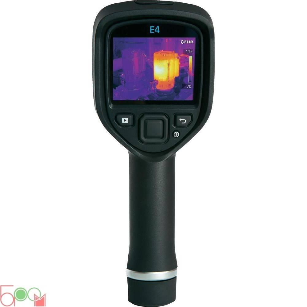 Тепловізор для енергоаудиту FLIR E4 - 1