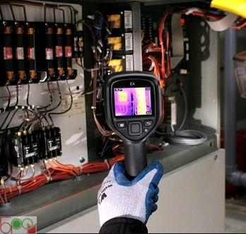Тепловизор для энергоаудита FLIR E6 WIFI - 1