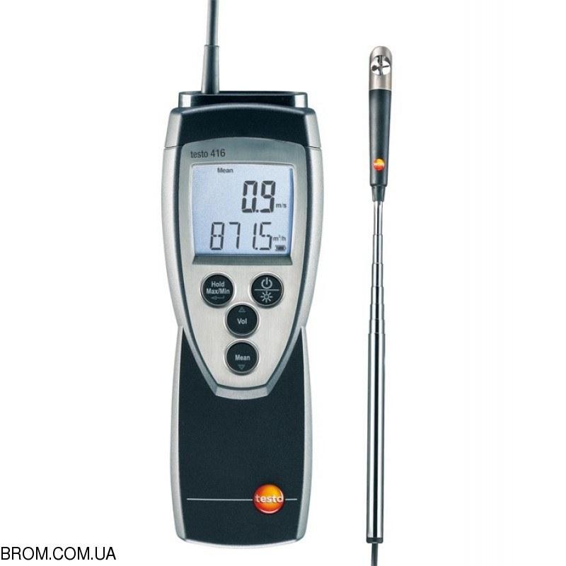 Анемометр testo 416 - 1