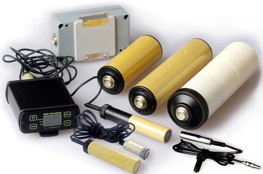 Дозиметр-радіометр пошуковий МКС-РМ1402М - 3