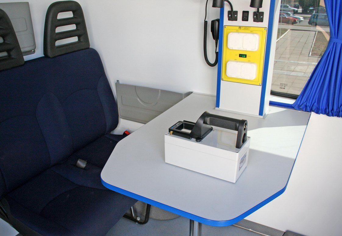 Дозиметр-радиометр МКС-РМ1410 - 3