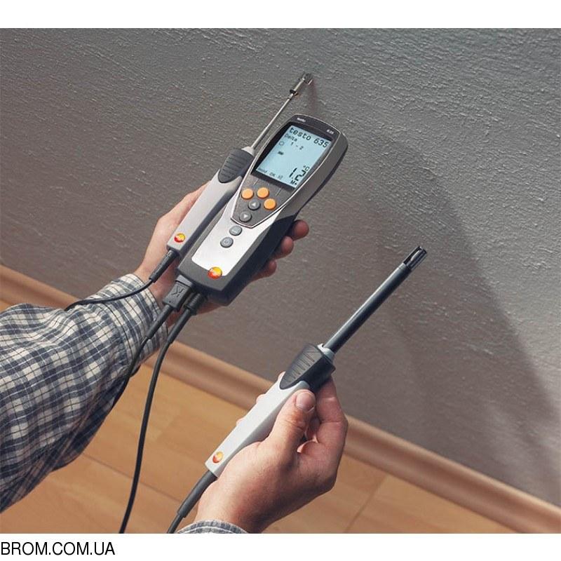 Термогигрометр testo 635-2 комплект - 3