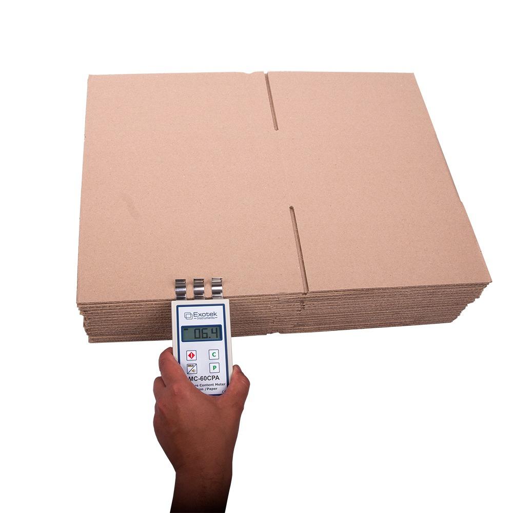 "Влагомер бумаги и картона Exotek ""MC-60CPA"" - 4"