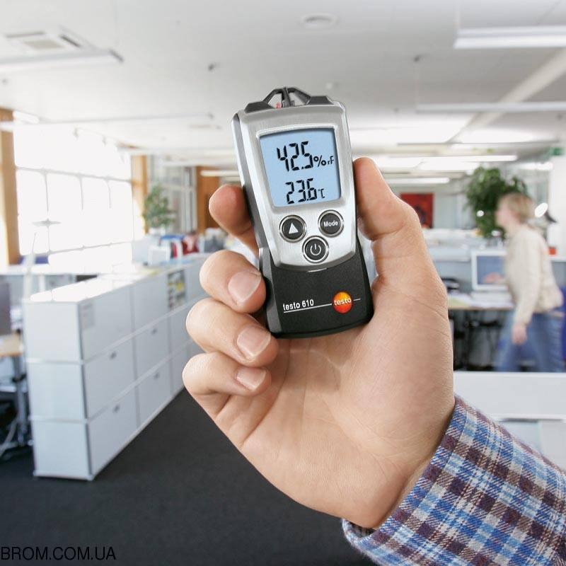 Термогигрометр testo 610 - 2