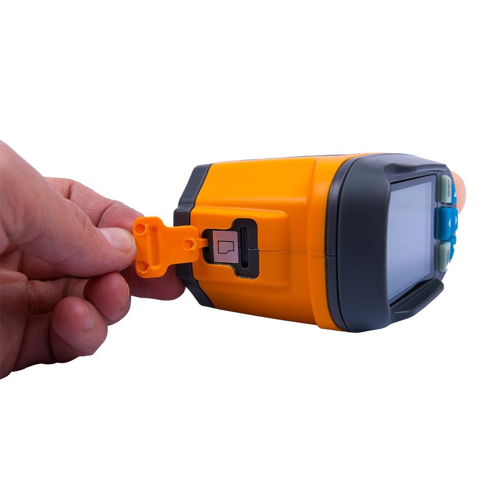 "Тепловизор - термографическая камера Xintest ""HT-02D"" (32x32, 2.4"", -20...300℃) - 3"