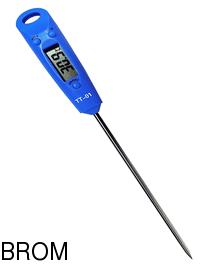 Цифровий харчовий термометр FLUS ТТ-01 (-50 ... + 330) - 1
