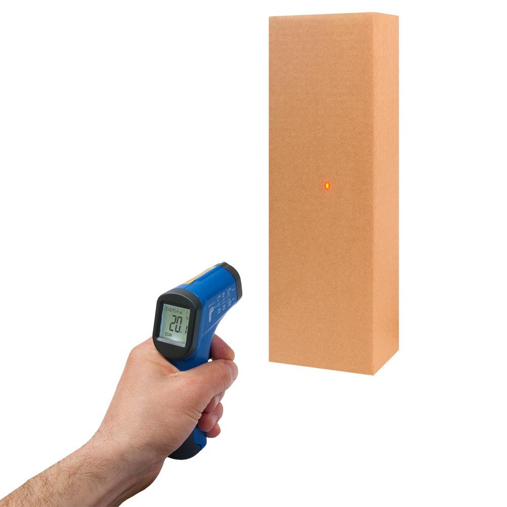 Інфрачервоний термометр - пірометр Flus IR-810 (-50...+330) - 3