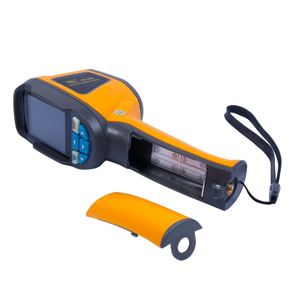 "Тепловизор - термографическая камера Xintest ""HT-02D"" (32x32, 2.4"", -20...300℃) - 2"