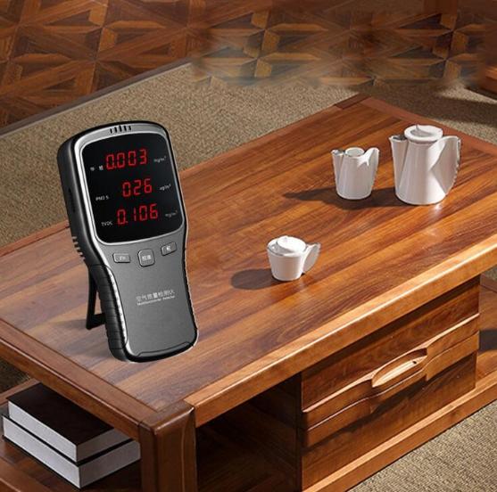 Цифровий детектор формальдегіду - аналізатор якості повітря WP6910 - 4