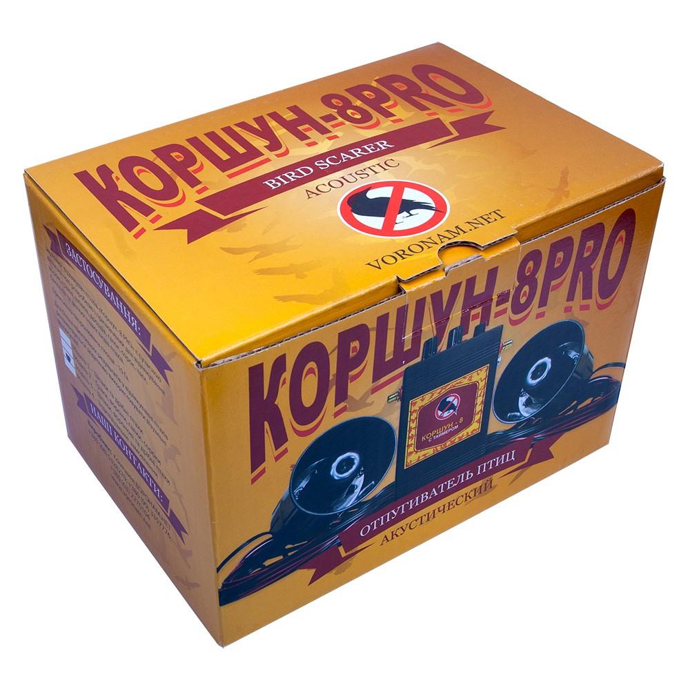"""Біоакустичний відлякувач птахів """"КОРШУН-8 PRO"""" - 5"""