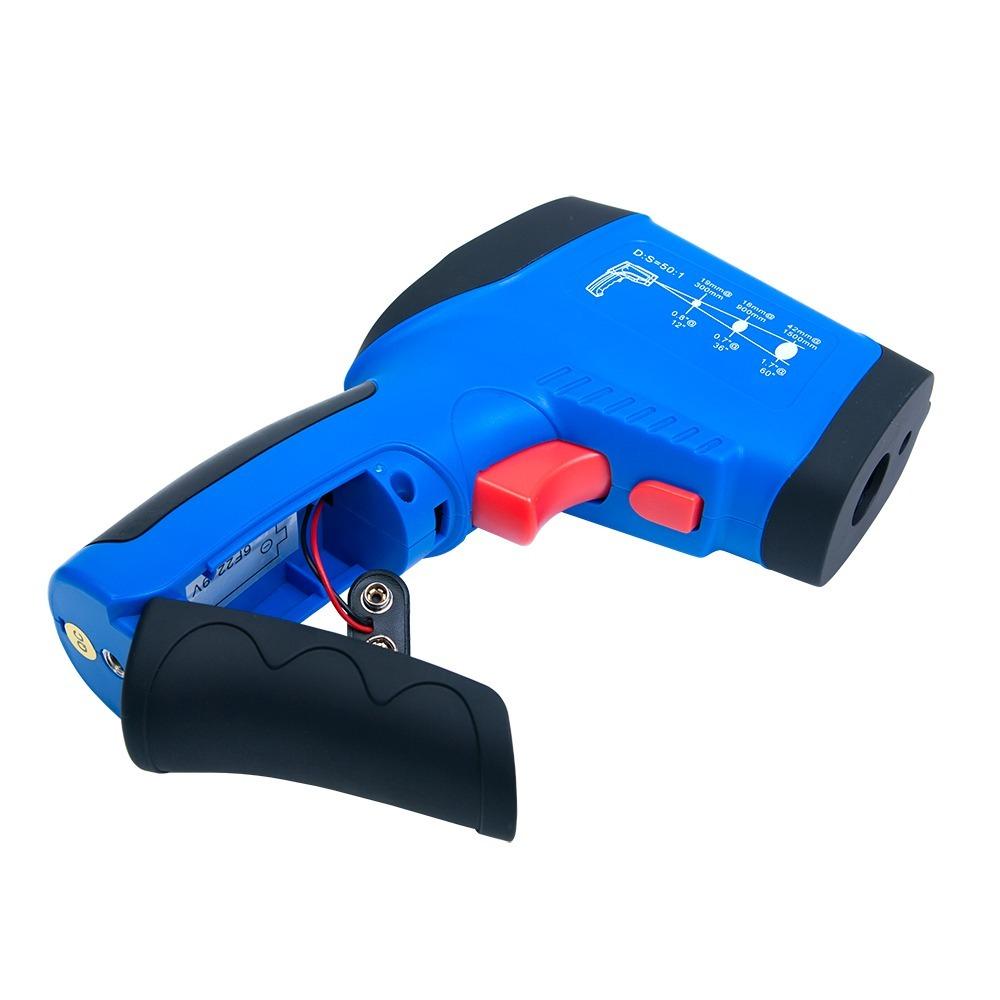 Пирометр FLUS IR-861U (-50…+1150) - USB регистратор температуры - 1