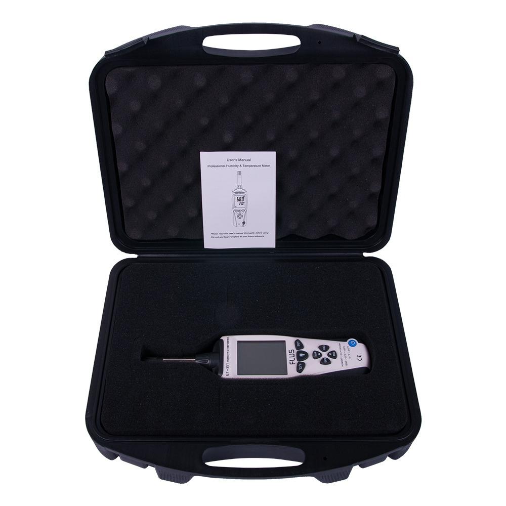 Термогигрометр FLUS ET-951 - 3