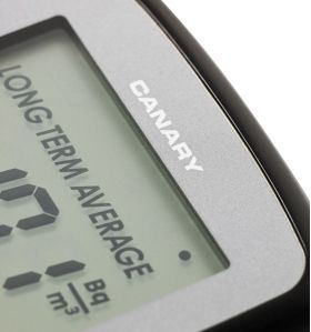 Цифровий аналізатор Радону CANARY KIT - 2