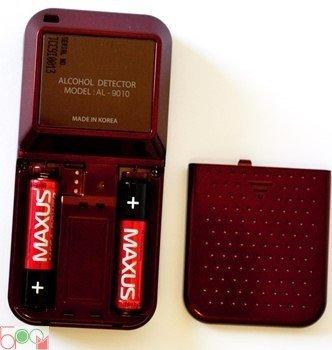 """Алкометр """"Alcoscan AL-9010"""" з принтером - 1"""