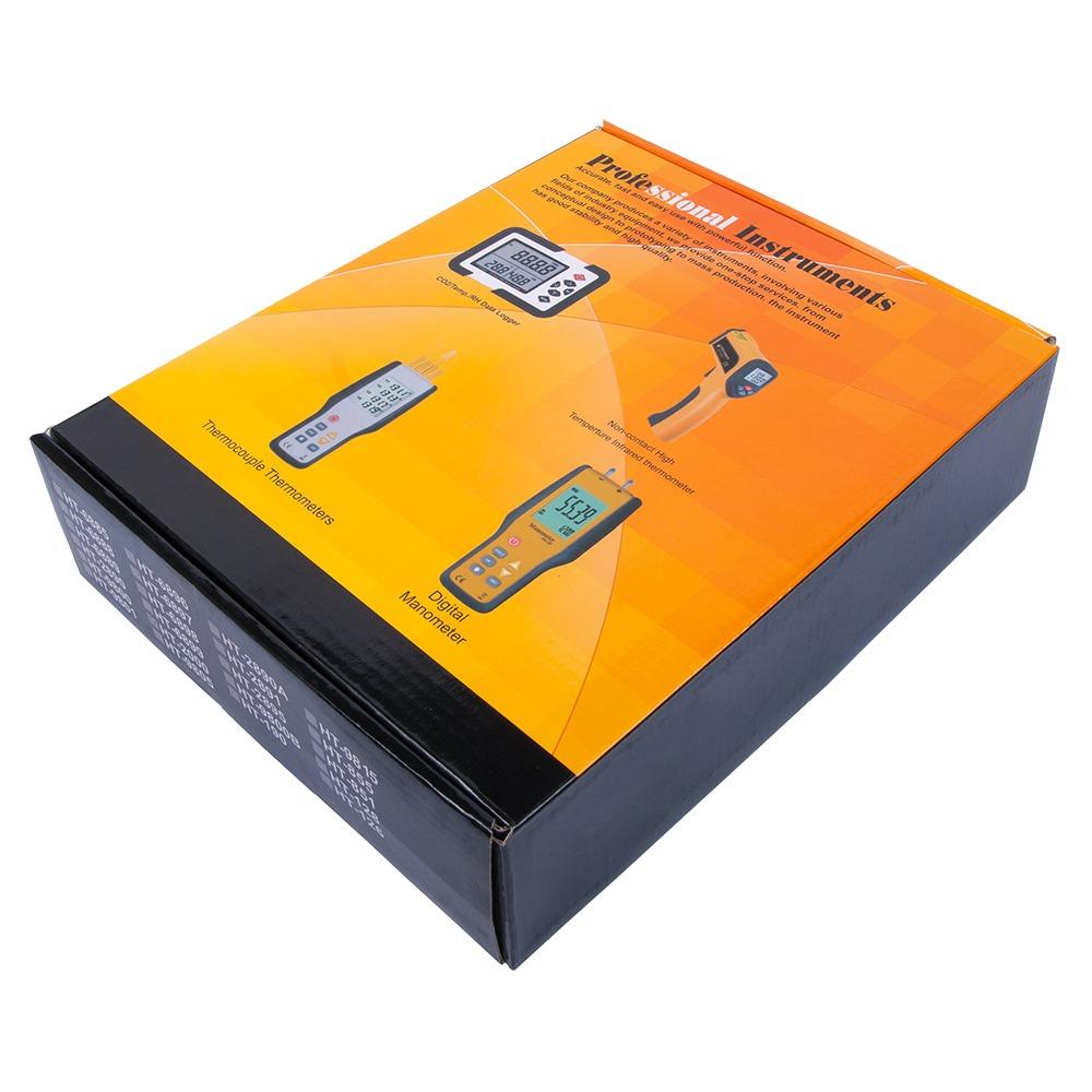Детектор - сигналізатор CO2 - термогігрометр - логгер HT-2000 - 5