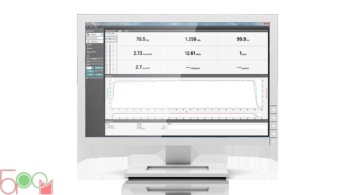 RaySafe X2 система для измерения параметров рентгеновского оборудования и контроля дозы персонала (Медицинский Дозиметр) - 2