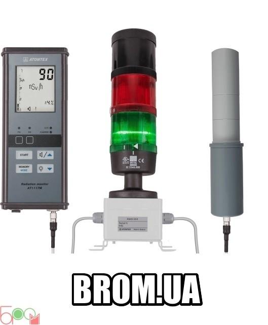 Дозиметр Радиометр МКС-АТ1117М АТОМТЕХ с Блоками Детектирования (Альфа, Бета, Гамма, Нейтроны) - 4