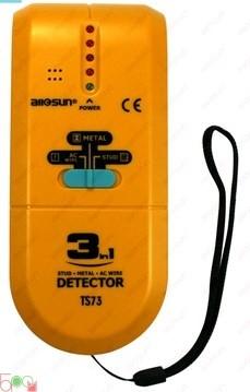 Багатофункціональний тестер TS-73 (детектор напруги, прихованої проводки, балок в стіні) - 2