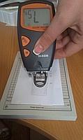 Влагомер бумаги с плоскими электродами MD-916 - 1
