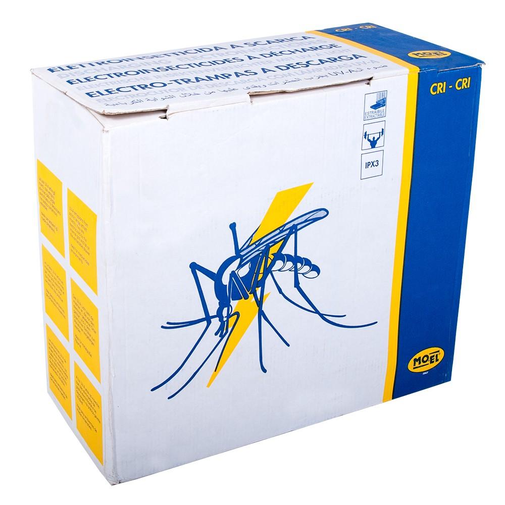 """Уничтожитель комаров, летающих насекомых """"309 CRICRI"""" - 5"""