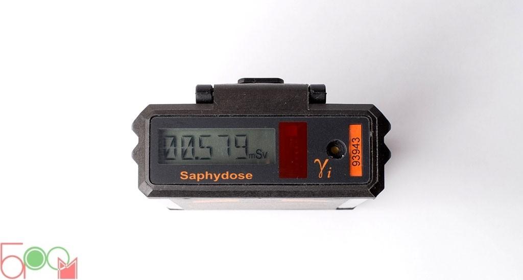Индивидуальный Дозиметр SAPHYDOSE GAMMA-i - 1