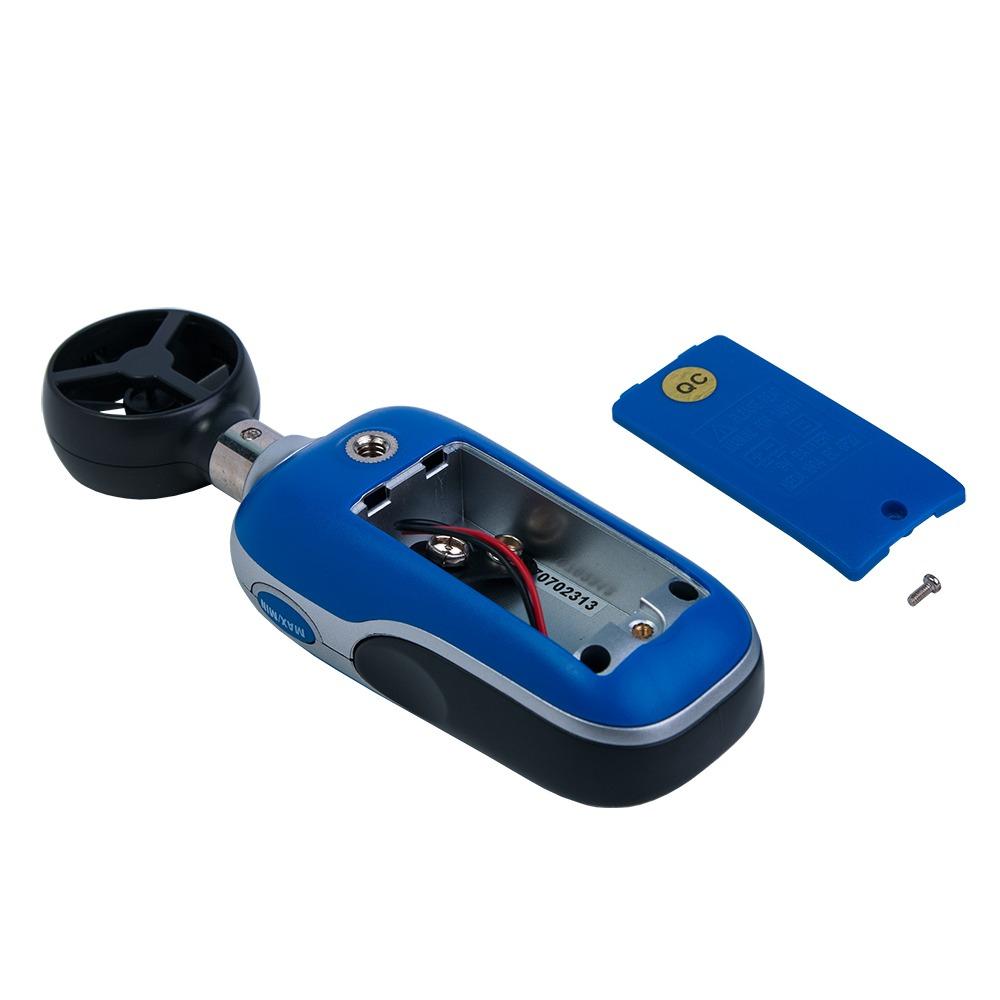 Мини анемометр FLUS MT-905 - 2