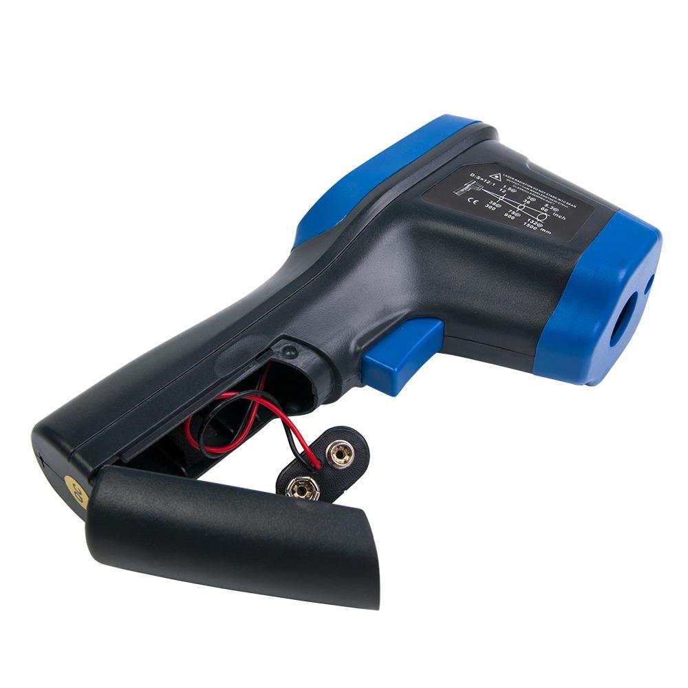Инфракрасный термометр - пирометр Flus IR-828 (-30…+850) - 1