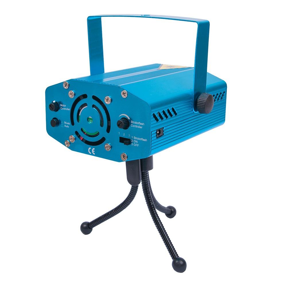 """Лазерний відлякувач птахів """"Laser stage lighting"""" (мод. YX-09) - 1"""