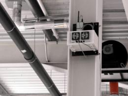 Монітор радону Indoor Air Sensor - 2