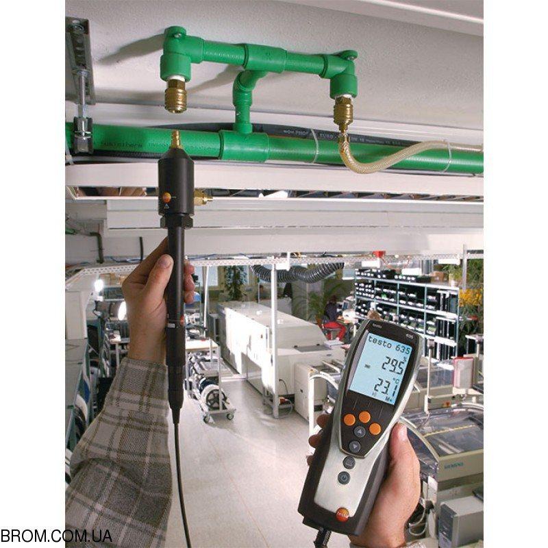 Термогигрометр testo 635-1 комплект - 5