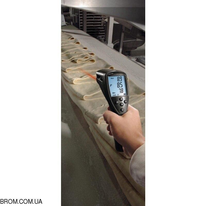 Инфракрасный термометр - пирометр testo 845 (-35...+950) - 4