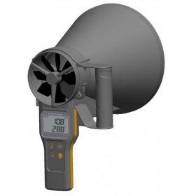 Анемометр-анализатор (СО2, RH, точка росы, WBGT) AZ-8919 - 1