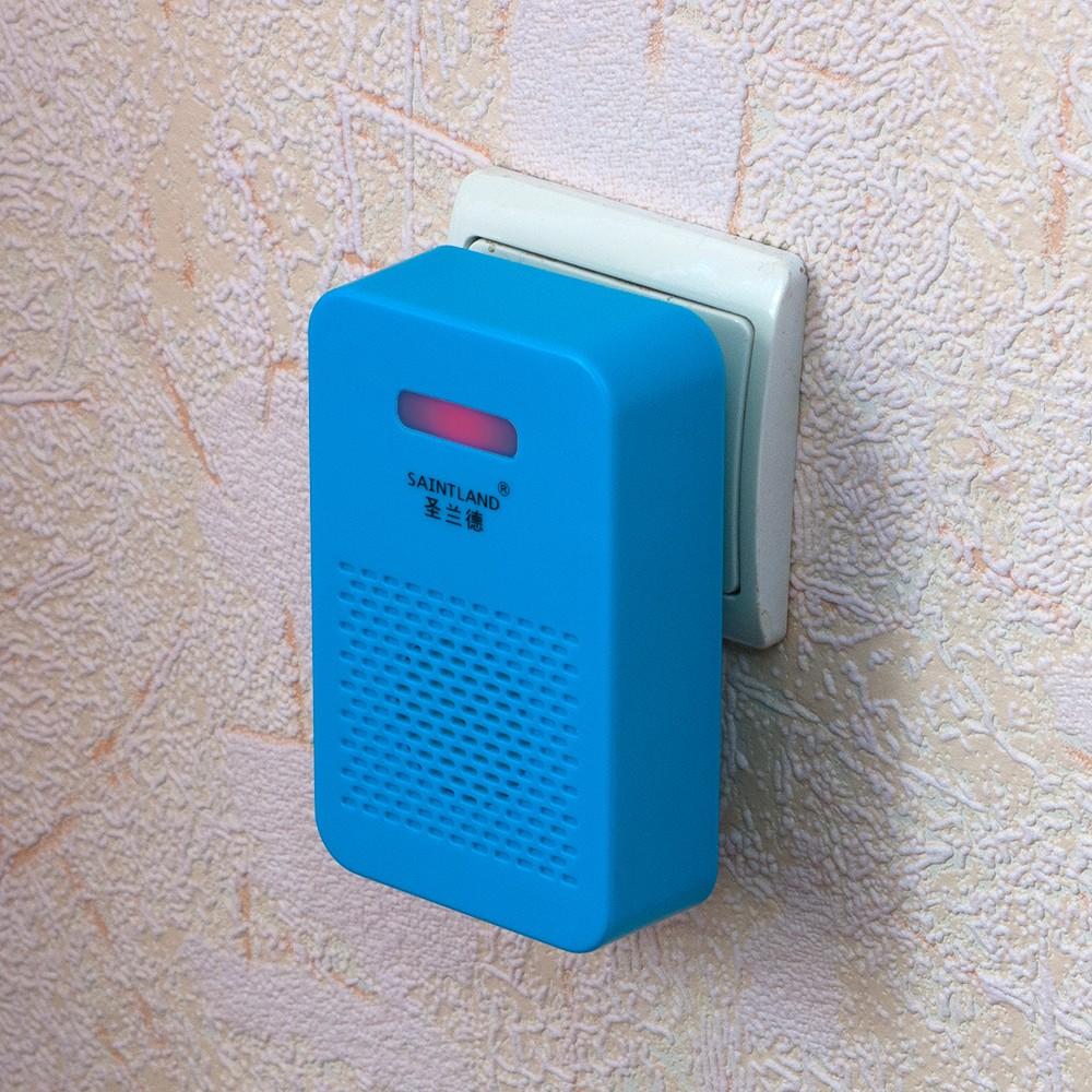 Ультразвуковой + электромагнитный отпугиватель мышей SD-049 - 3
