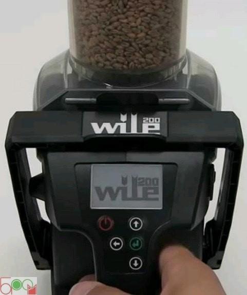 Портативно-лабораторний вологомір зерна Wile 200 - 1