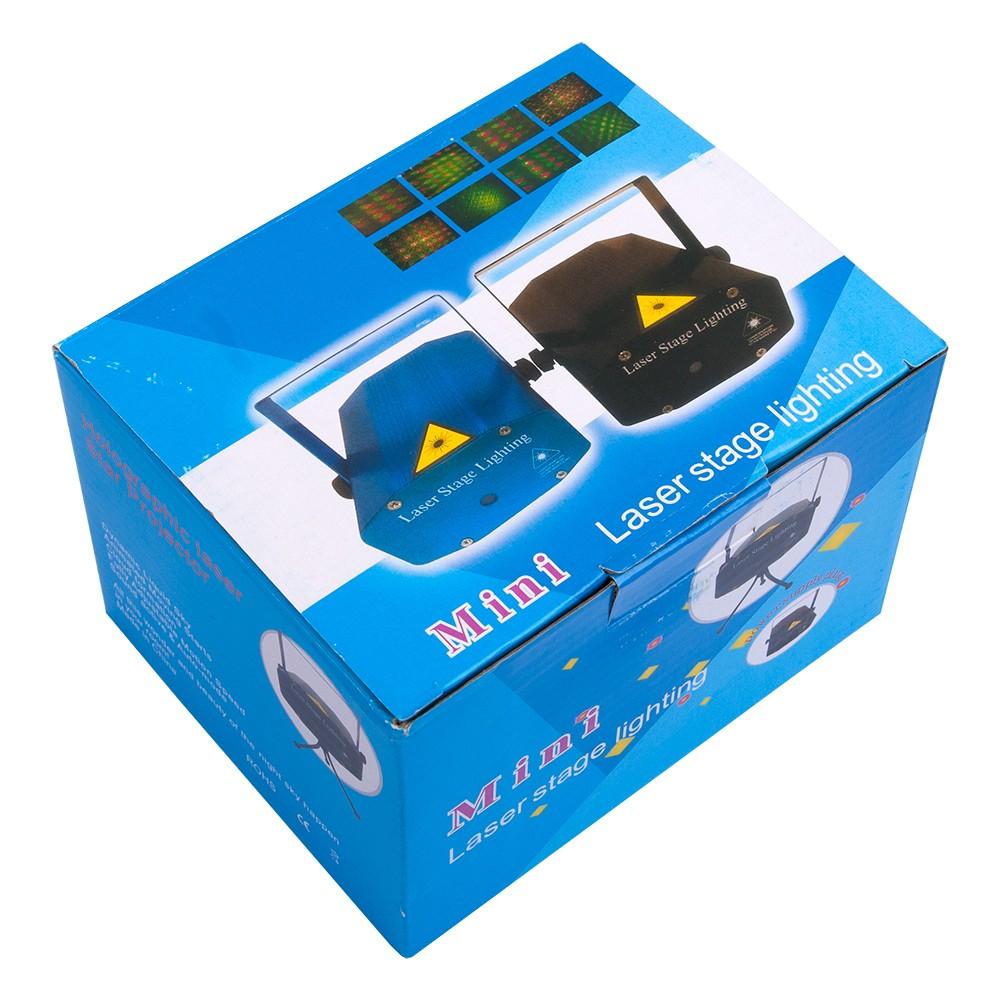 """Лазерний відлякувач птахів """"Laser stage lighting"""" (мод. YX-09) - 5"""