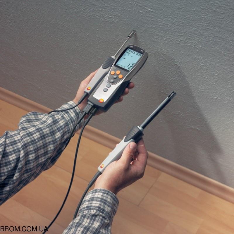Термогигрометр testo 635-1 комплект - 3
