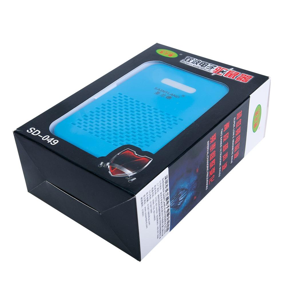 Ультразвуковой + электромагнитный отпугиватель мышей SD-049 - 2