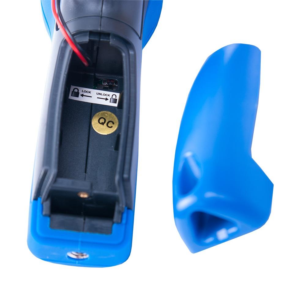 Инфракрасный термометр - пирометр Flus IR-822 (-50…+1050) - 2