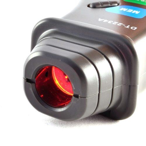 Безконтактний (лазерний) тахометр Walcom DT-2234A - 1