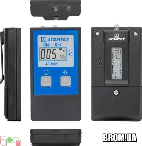 Индивидуальный дозиметр ДКС-АТ3509С АТОМТЕХ - 1