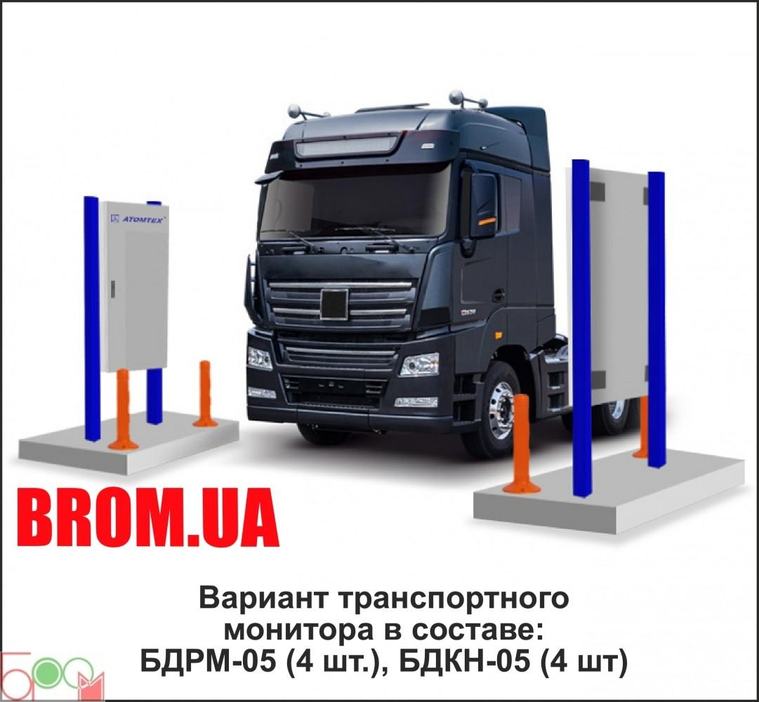 Измеритель-сигнализатор СРК-АТ2327 АТОМТЕХ (Монитор радиационный транспортный) - 2