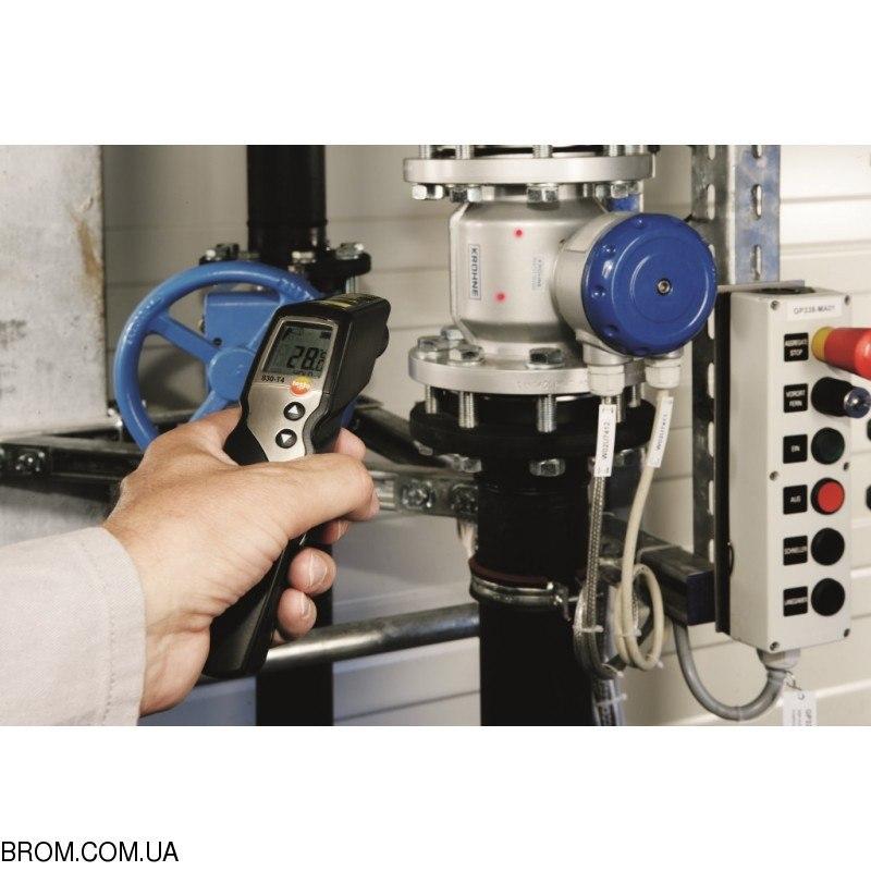 Інфрачервоний термометр - пірометр testo 830-Т4 (-30...+400) - 6