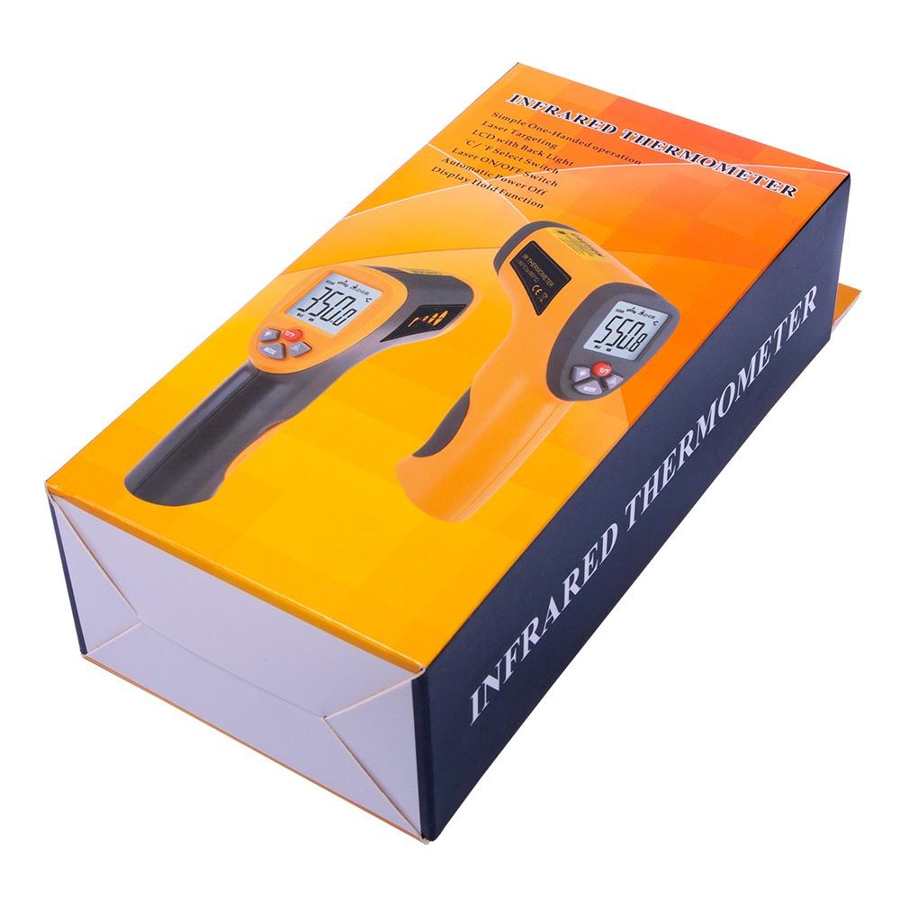 Инфракрасный термометр - пирометр Xintest HT-826 (-50…+550)  - 4