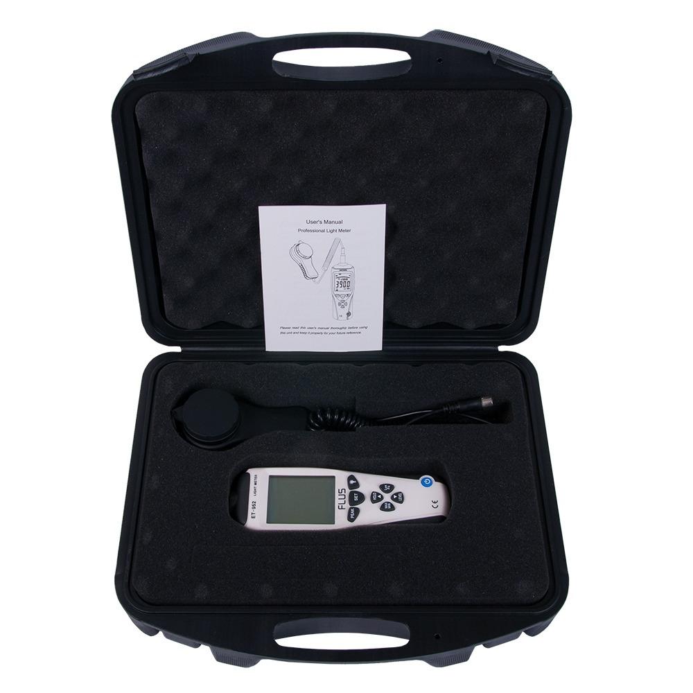 Профессиональный люксметр FLUS ET-952 - 4