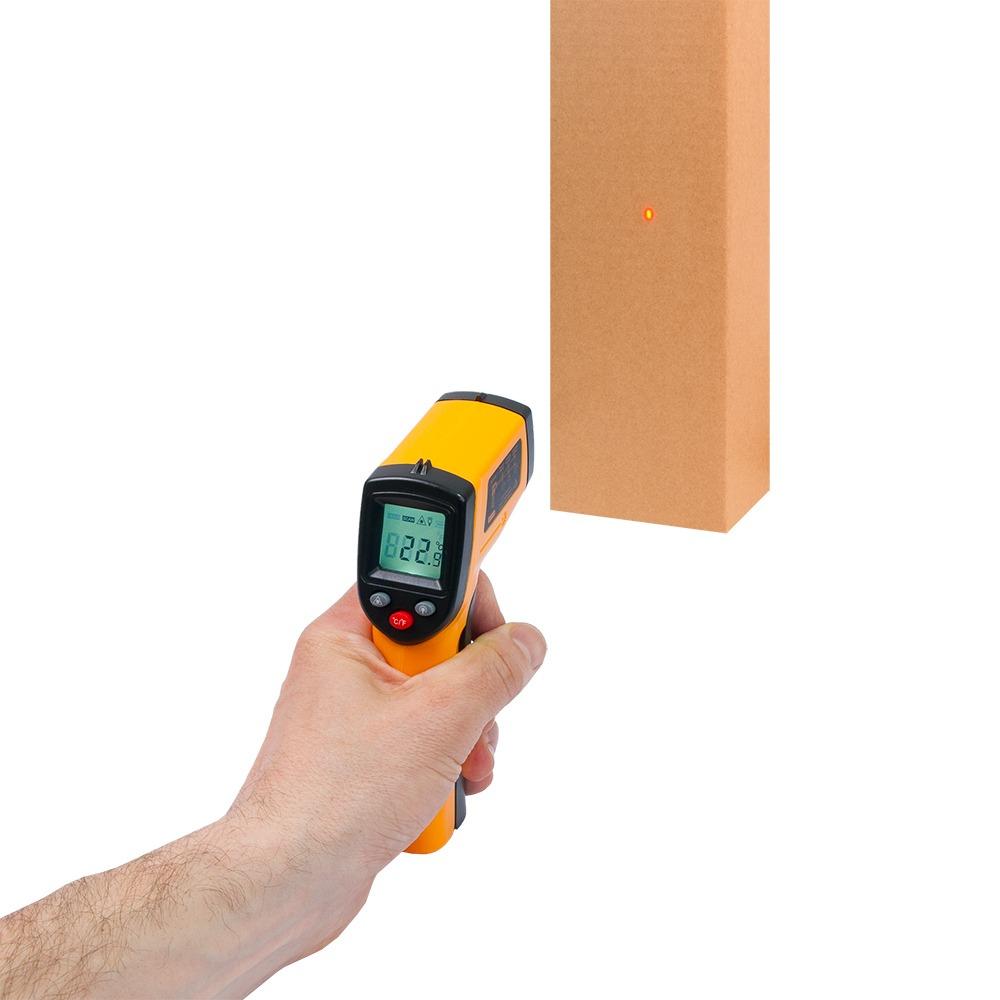 Инфракрасный термометр - пирометр GM320 (-50…+380) - 2