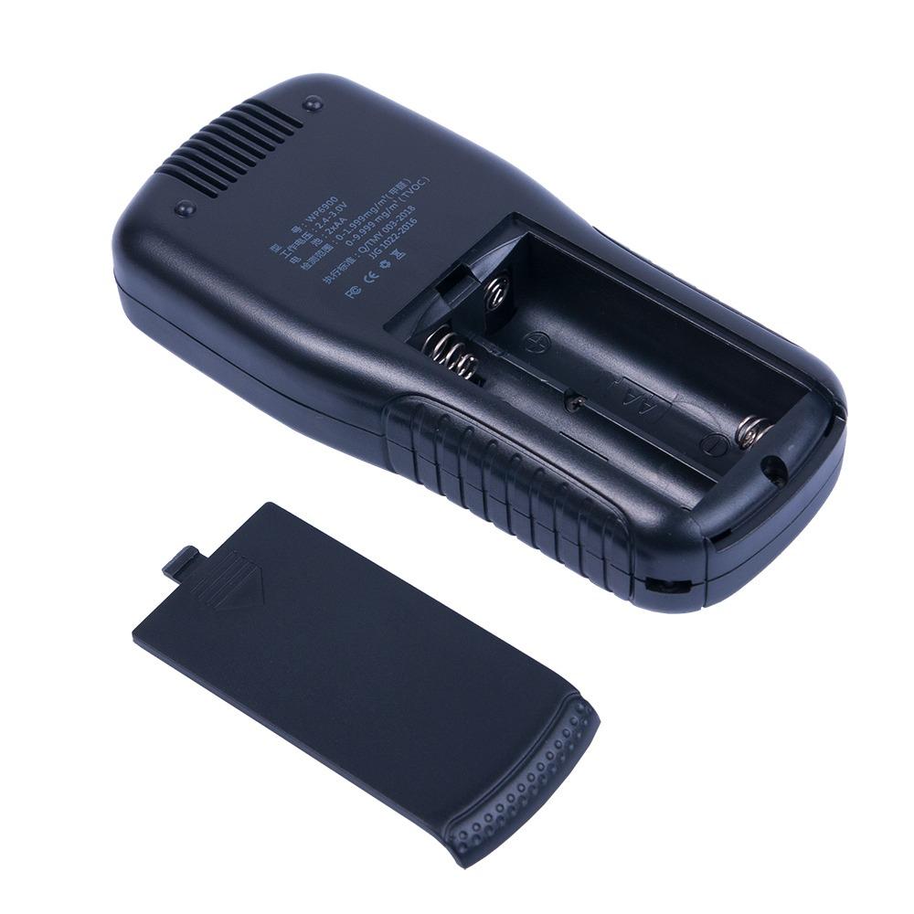 Цифровой детектор формальдегида + анализатор качества воздуха WP6900 - 2