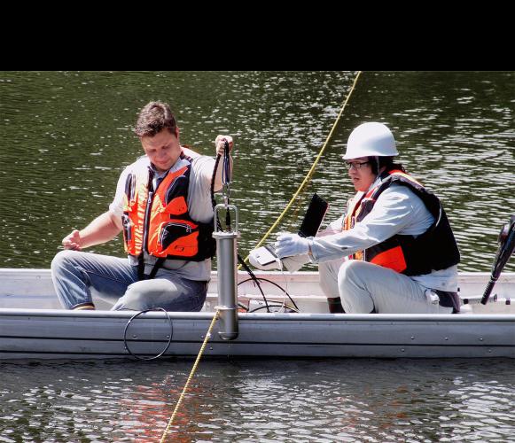 Спектрометр МКС-AT6104ДМ, спектрометр погружний, контроль радіоактивного забруднення води - 2
