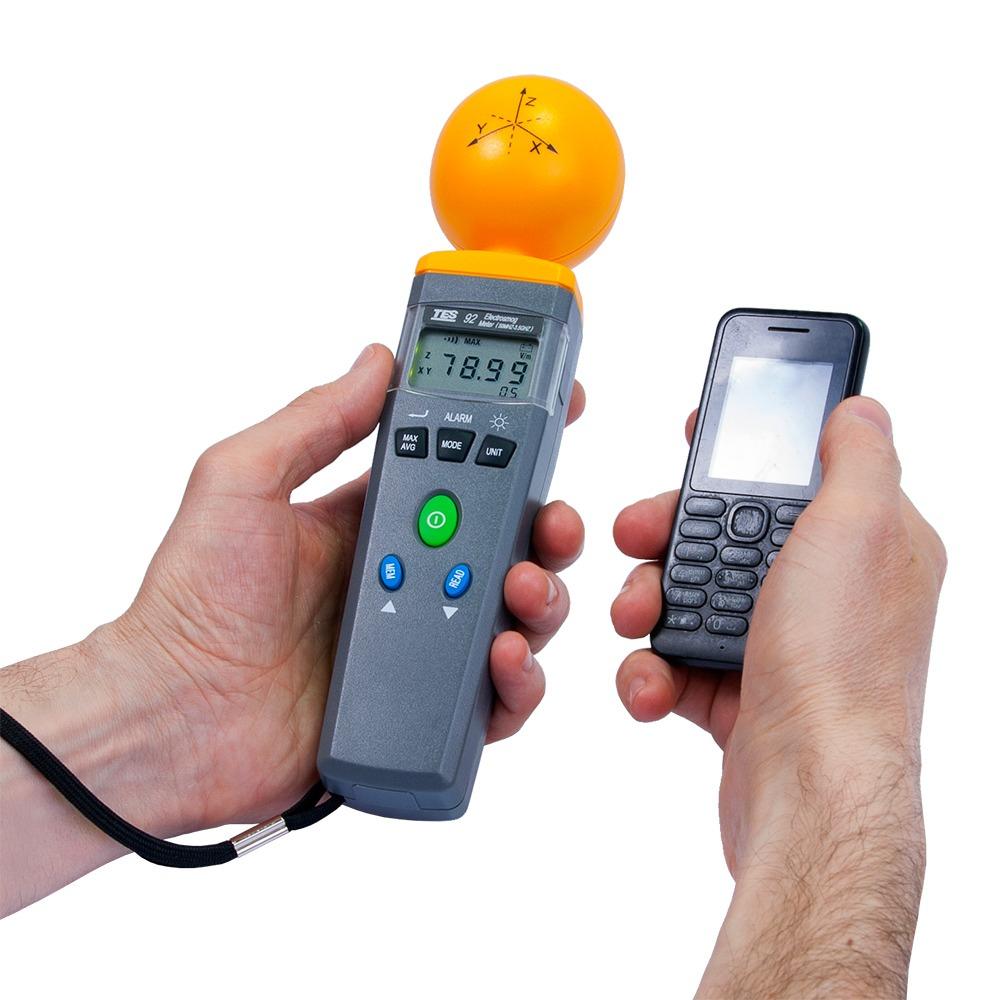 """Детектор-сигнализатор электромагнитного излучения """"TES-92"""" - 3"""