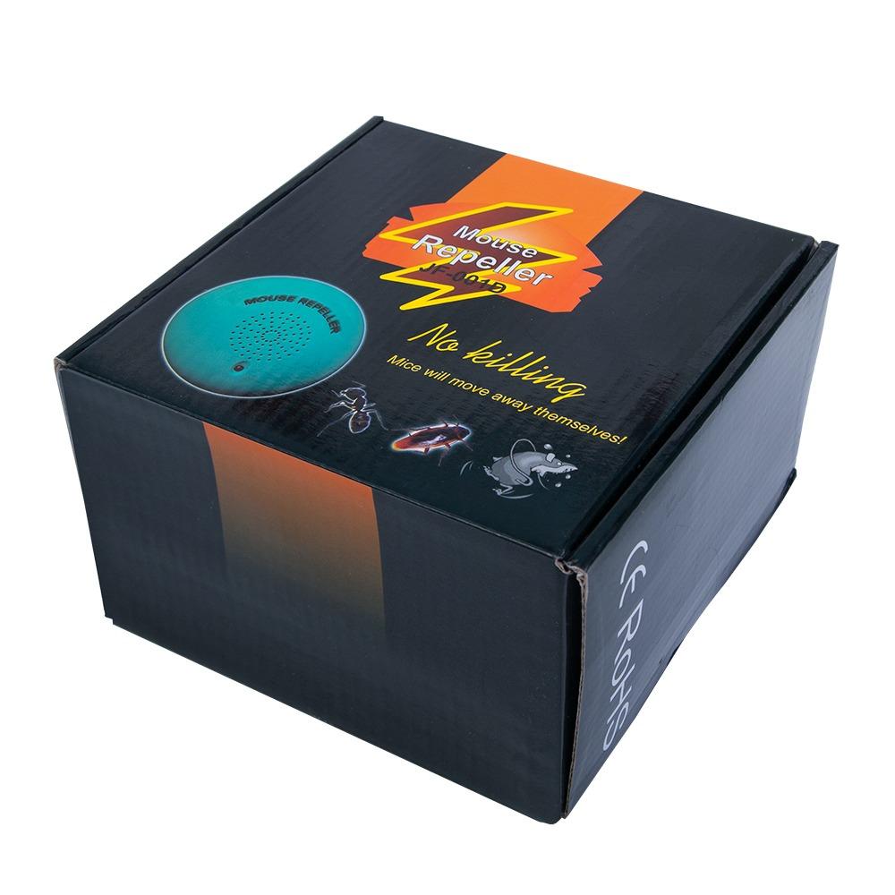"""Ультразвуковий та електромагнітний відлякувач гризунів """"JF-001D"""" - 3"""