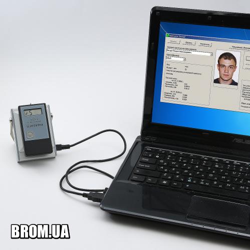 Індивідуальний дозиметр ДКГ-АТ2503А АТОМТЕХ - 2